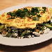 Slice of Mexico's photo of Veggie Omelette with a Mexican Touch