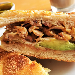 Slice of Mexico's photo of Torta Cubana – A Mexican Sandwich